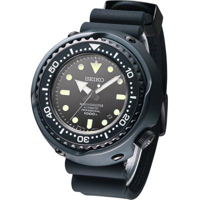 SEIKO PROSPEX 鮪魚罐頭專業潛水機械錶(SBDX013J)/52mm