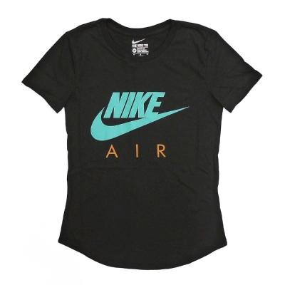 Nike-T恤-Tee-Air-Crew-女-黑