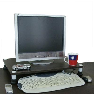 MIT 深 40 ×寬 60 桌上型置物架-深胡桃木色