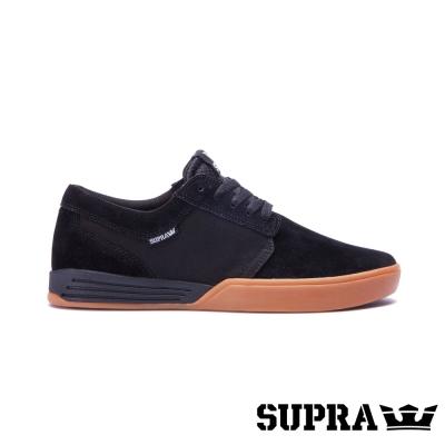 SUPRA Yorek Hammer系列男鞋-黑