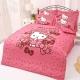 HELLO KITTY 我的小可愛系列-雙人純棉四件式床包涼被組(粉) product thumbnail 1