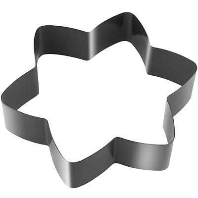 TESCOMA 星星不沾蛋糕塑型環(20.7cm )