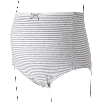 日本犬印-無印橫條內褲-M-L-L-LL-共2色