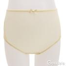 買一送一【Gennie's奇妮】涼爽透氣孕婦中腰內褲-淺膚/淺粉(GZ34)