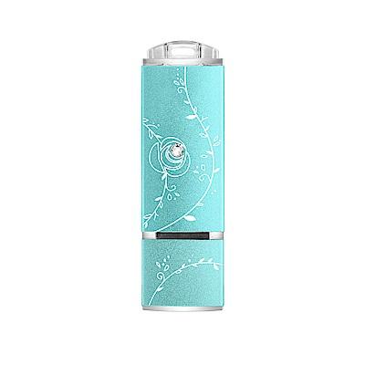 TCELL 冠元-USB3.0 32GB 絢麗粉彩隨身碟-Tiffany藍