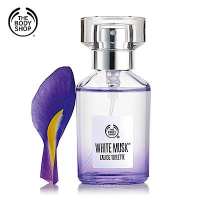 The Body Shop 白麝香絲柔淡雅香水-30ML