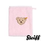 STEIFF德國精品童裝 - 洗澡手套 粉紅 (嬰幼兒衛浴系列)