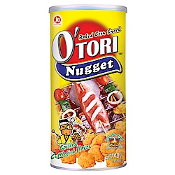 Otori歐特粒 罐裝墨魚味玉米餅(90g)