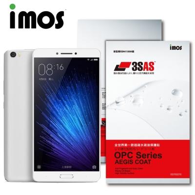 iMOS iMOS 小米 Max 3SAS 疏油疏水 螢幕保護貼