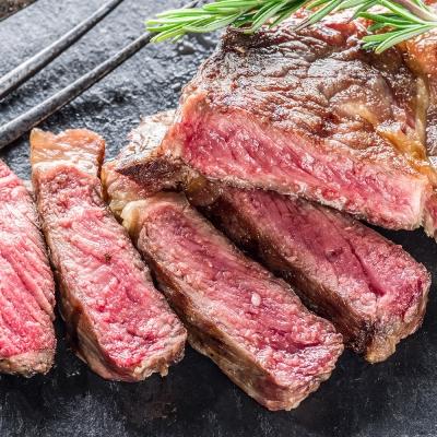 【海鮮王】紐西蘭PS級比臉大牛排*6片組(8盎司/片)