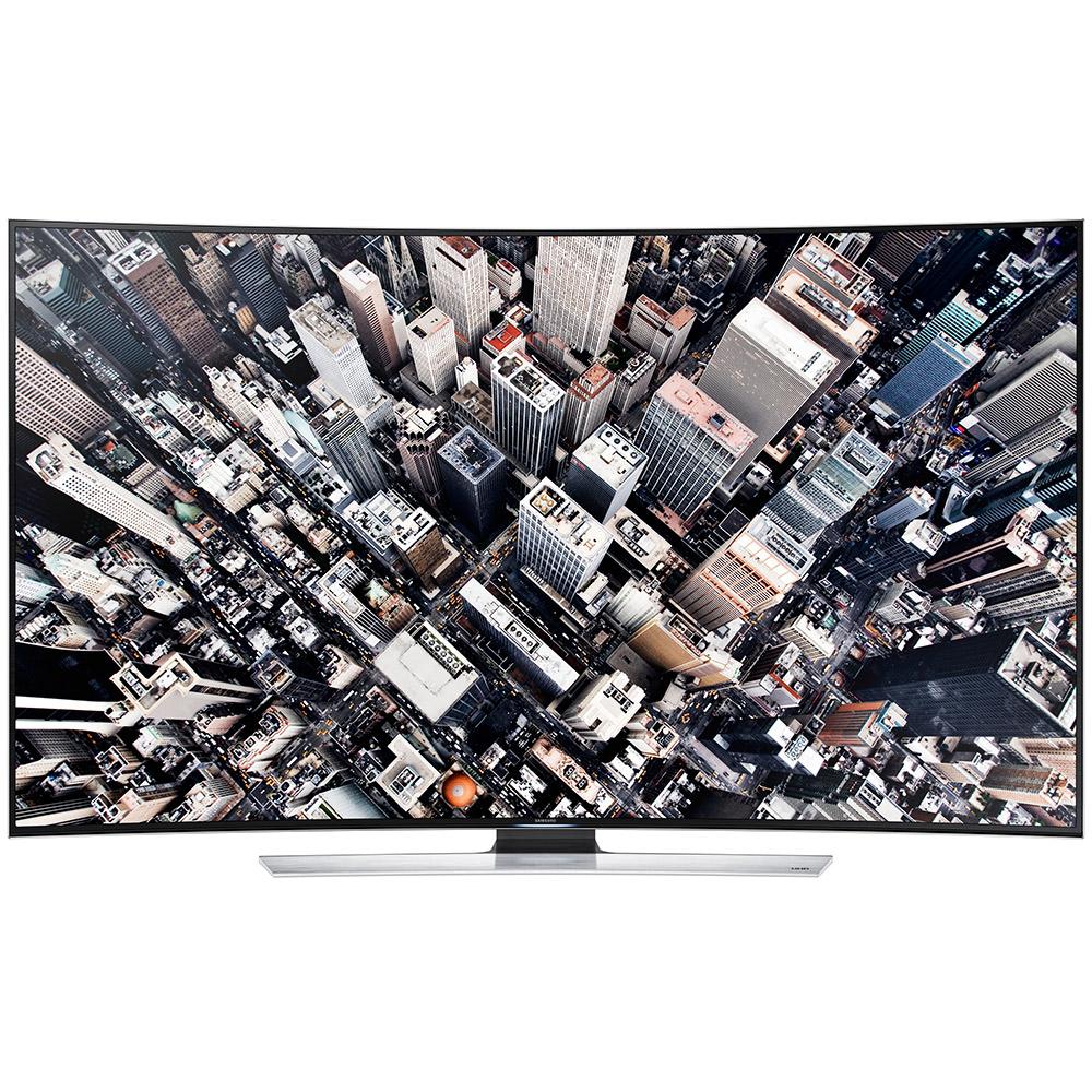 三星SAMSUNG 65吋 黃金曲面4K液晶電視(UA65HU9000W)