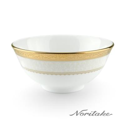 Noritake 華麗年代飯碗-金(11.5cm)