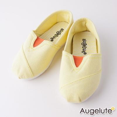 baby童衣 童鞋 條紋懶人平底休閒鞋 F1051
