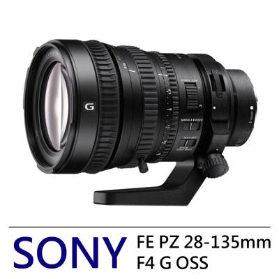SONY SEL PZ 28-135mm F4 G OSS 鏡頭*(平輸中文)