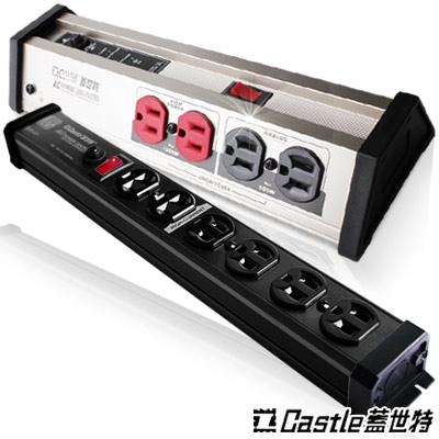 Castle蓋世特-專業級音響必備組-OH-T8B-鈦-S6B-黑