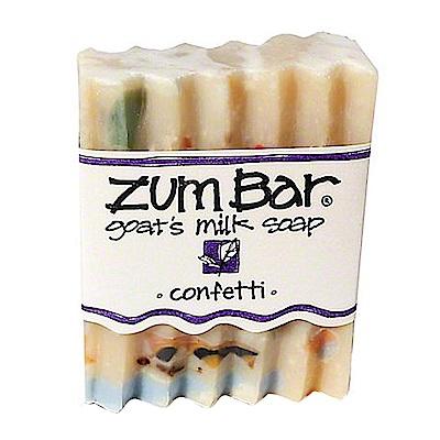 Indigo Wild-Zum Bar天然精油冷製手工羊奶皂(五彩碎紙)85±5g