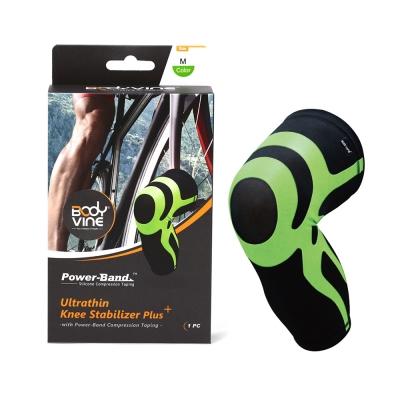 束健 超薄貼紮護膝 PLUS升級版 (2入)-三色可選