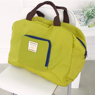 DF Queenin - 來去沖繩住一晚折疊式旅行袋-共4色