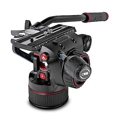 Manfrotto MVHN 8 AH NITROTECH系列 油壓雲台