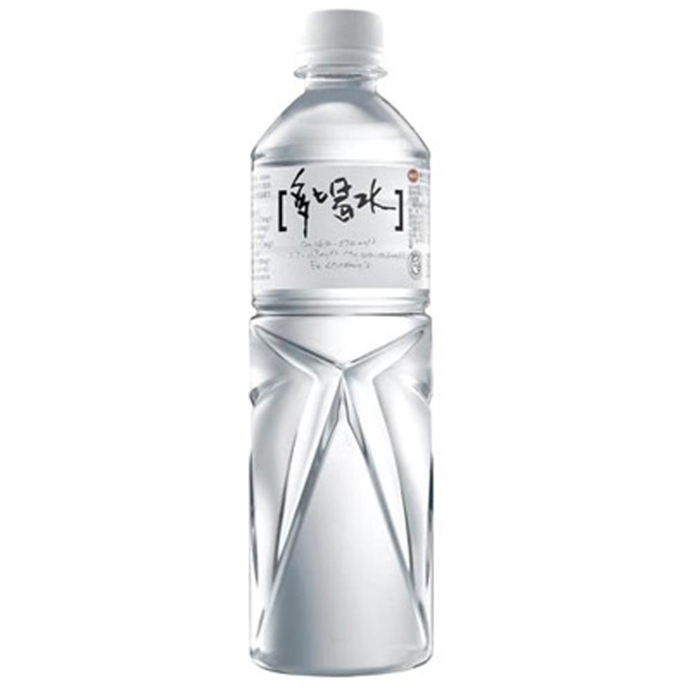味丹 多喝水(600mlx24入)