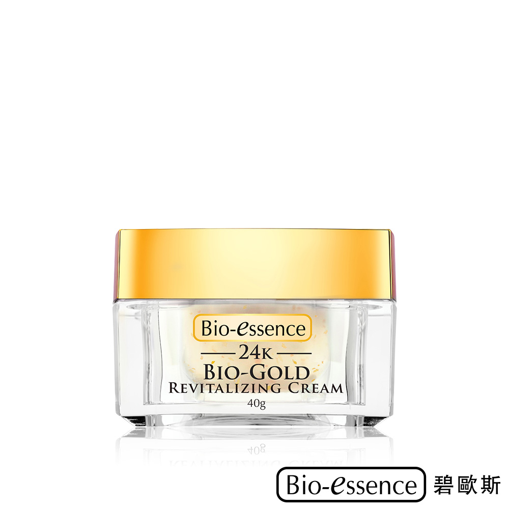 Bio-essence碧歐斯 24K生物黃金賦活霜 40g