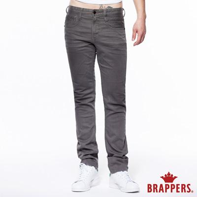 BRAPPERS 男款 HC-Cargo系列-男用中腰彈性直統褲-鐵灰