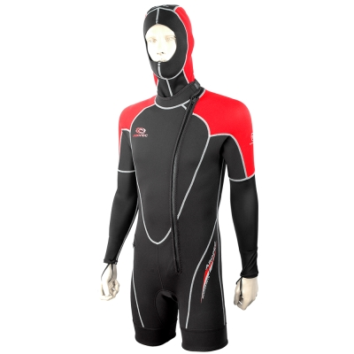 AROPEC Fervor 熱情男款潛水防寒衣,附頭套