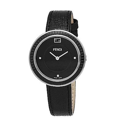 FENDI MY WAY獨特魅力時尚腕錶/F352031011