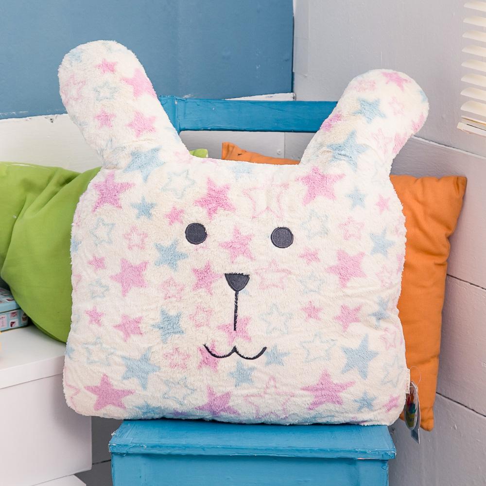 CRAFTHOLIC 宇宙人樂園玩具兔大靠枕
