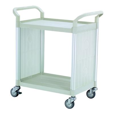 【COLOR】精緻標準型2層側圍邊工具/餐推車