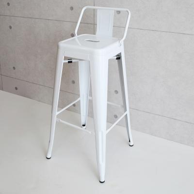 微量元素 復刻新工業經典吧台椅/四入( 4 色)