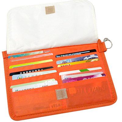 iSFun 40枚收納卡片包超值2入