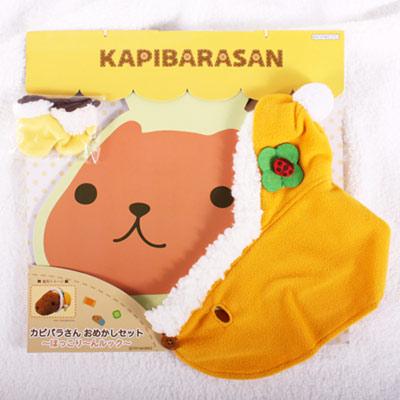 Kapibarasan 水豚君DIY衣服-聖誕節 (30cm公仔)