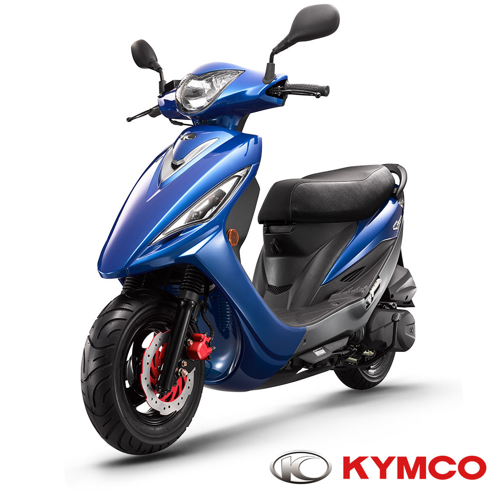 KYMCO光陽機車 GP-125 質感風 碟煞(2017年新車)