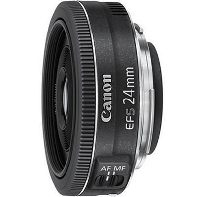 Canon EF-S 24mm F2.8 STM 定焦鏡頭(公司貨)UV鏡組