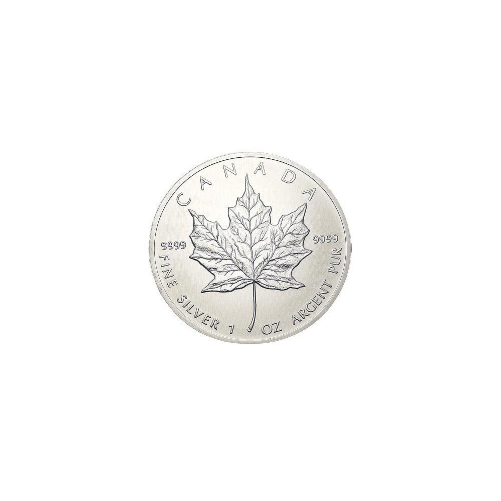 楓葉銀幣加拿大楓葉銀幣1盎司