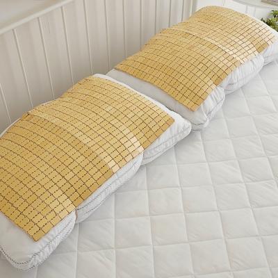絲薇諾 天然專利麻將竹枕墊-1入