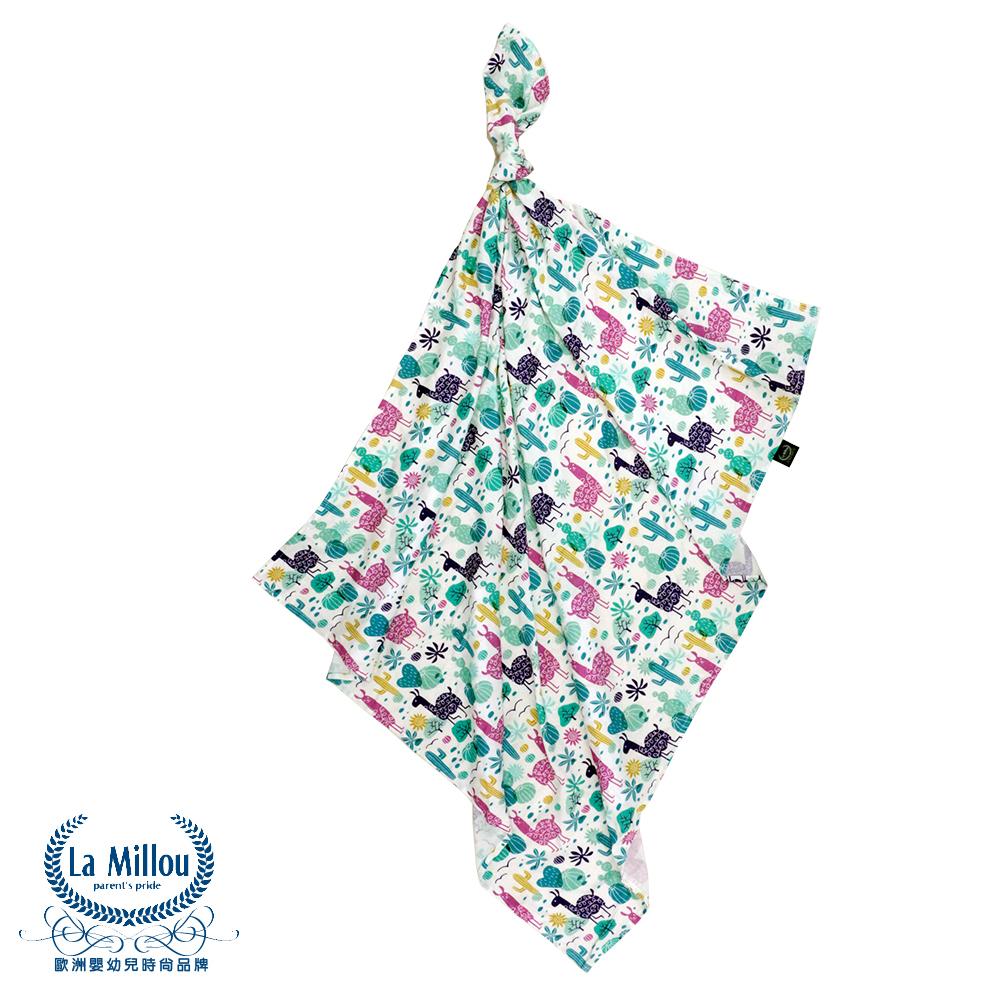 La Millou 竹纖涼感巾(綠野仙蹤)