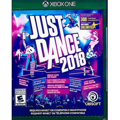 舞力全開 2018 Just Dance 2018 - XBOX ONE 英文美版