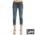Lee 牛仔褲329 低腰合身窄管-女款(中淺藍)