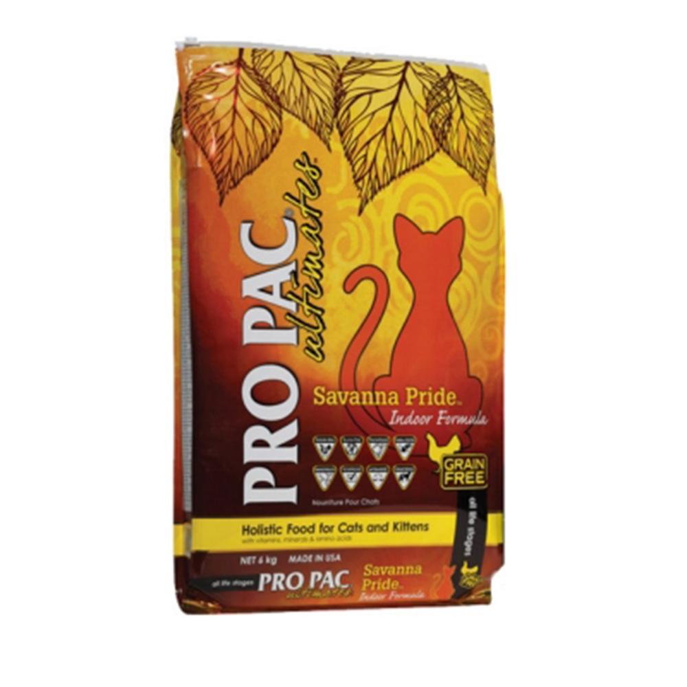 美國柏克PROPAC 無穀全齡貓配方(雞肉+鷹嘴豆+蔓越莓) 5磅/包 2包組