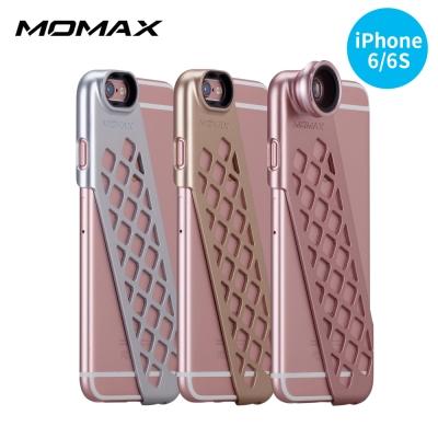 MOMAX 蘋果iPhone 6/6s 廣角微距拍照手機殼