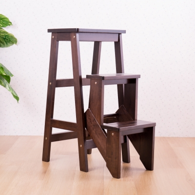 AS-維爾莉特深色樓梯椅-39x57x77cm