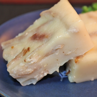 台南麻豆助 富粿滿堂-偶遇芋頭粿2入