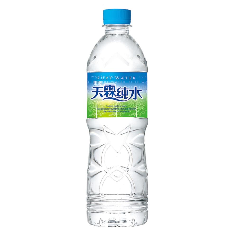 黑松 天霖純水(580mlx24入)