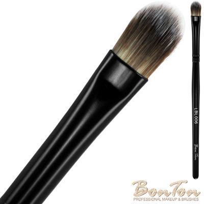 BonTon 墨黑系列 遮瑕刷(小) LBL006 三色纖維直毛