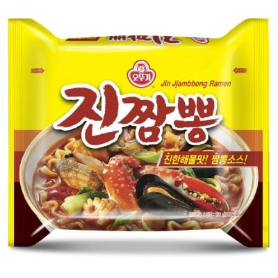 OTTOGI不倒翁 海鮮炒瑪麵(130g)