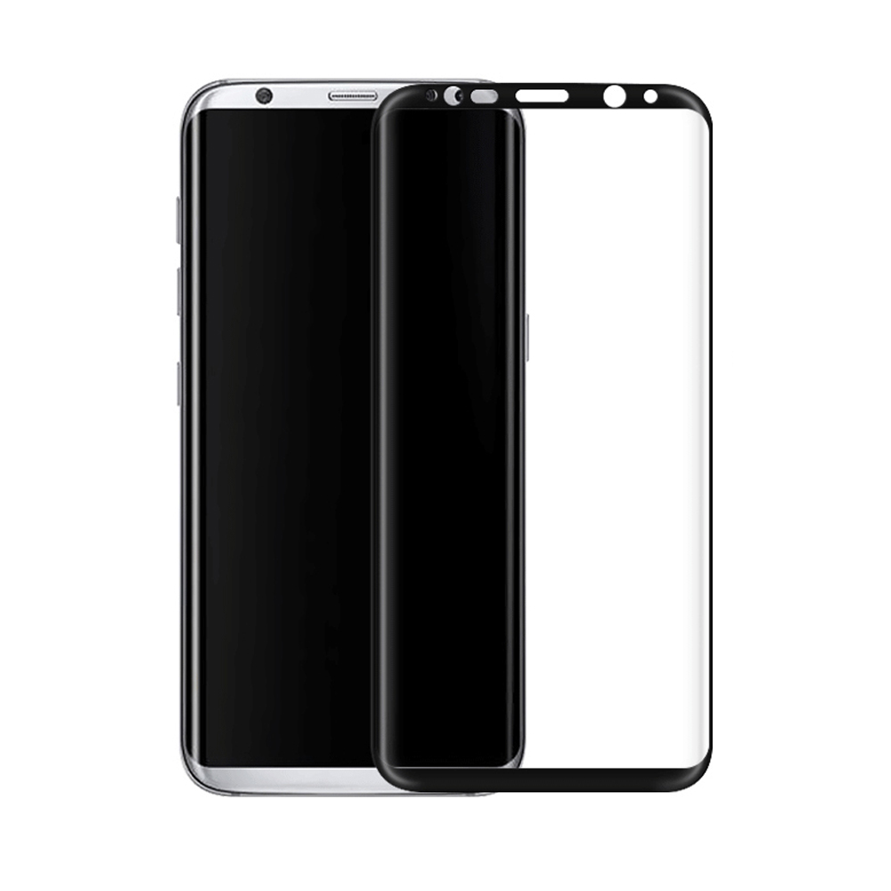 Samsung Galaxy S9 plus滿版3D曲面鋼化玻璃膜