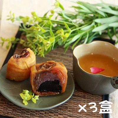松品豐 柿吉祥9入(蛋奶素)(3盒)