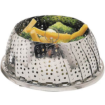 KitchenCraft 不鏽鋼蒸籃(28cm)